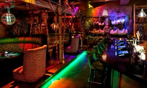 The Golden Tiki: Tiki Cocktails at The Golden Tiki (Up to 60% Off). Three Options Available.