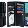 Gear Beast Dual Folio Wallet Case for Samsung Galaxy S9 and S9 Plus