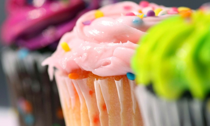 KissiCakes-n-Sweets - North Campus: $15 for One Dozen Cupcakes at KissiCakes-n-Sweets ($30 Value)