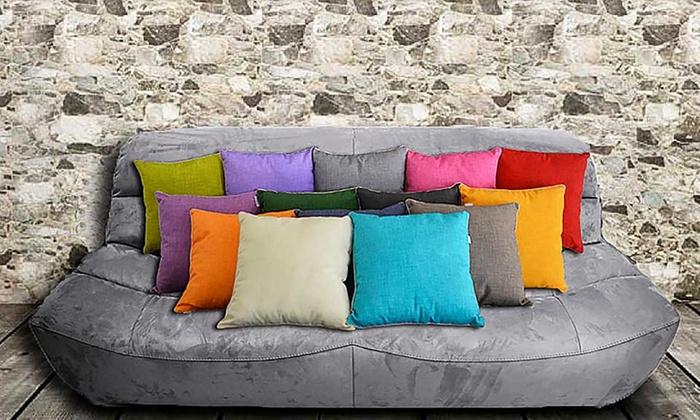 Cuscini arredo multicolor groupon goods for Groupon arredo giardino