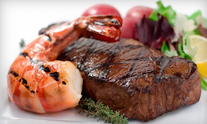 Tailgate Steaks and Seafood - Silver Creek: $50 Worth of Steak and Seafood Fare