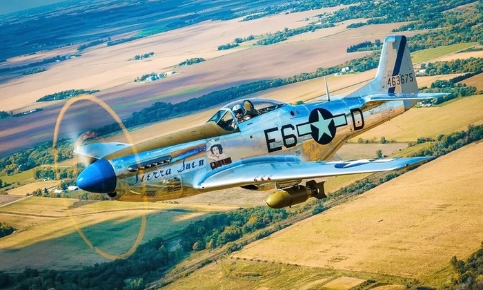 Wings of the North - Eden Prairie: Two or Four Adult Admissions to the AirExpo 2105 on July 11 or 12 Presented by Wings of the North (46% Off)