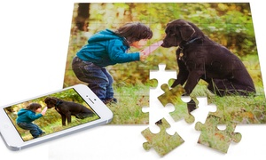 Symbolize It: Custom Acrylic Photo-Print Puzzle from Symbolize It (Up to 76% Off). Three Sizes Available. Free Shipping.