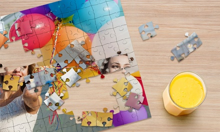 Personalised A4 Puzzle Set: One ($8.99) or Two ($16.99) (Don't Pay up to $135.80)