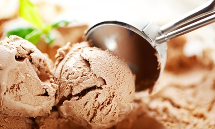 Fino a 2 kg di gelato in zona Coverciano