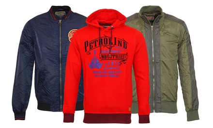 Petrol Industries Sweater oder Jacke für Herren in der Farbe nach Wahl (Munchen)