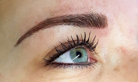 Eyebrow Microblading Course or Session with Optional Follow-Up at IamMoor (Up to 52% Off)