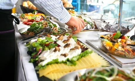 Buffet libre para 2, 4, 6 u 8 de cocina italiana y mediterránea desde 9,95 € en Buffet Mquince Oferta en Groupon