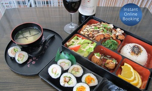 Restaurant 1903 Perth: Three-Course Japanese Fusion with Wine for Two ($39) or Six People ($110) at Restaurant 1903 (Up to $244 Value)