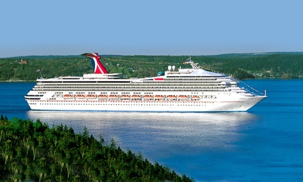 4 Amp 5Day Summer Carnival Cruise Line Cruises Plus Free Hotel Stay Amp