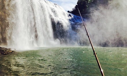 $189 for a Two-Hour Genesee River Experience with Wine and Sandwiches from Let's Catch Fish ($400 Value)