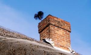 JVP Maintenance: Ramonage de cheminée au mazout, feu de bois, charbon ou gaz dès 39€ avec JVP Maintenance