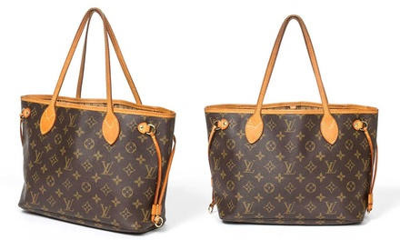 louis vuitton secondhand tasche groupon. Black Bedroom Furniture Sets. Home Design Ideas