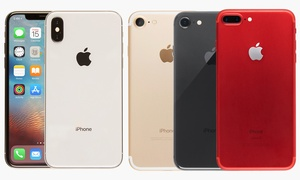 Apple iPhone 7/7 Plus/8/8 Plus/X