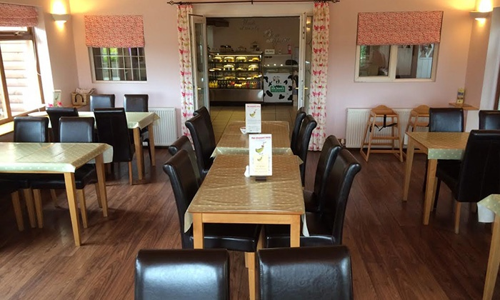 The Spotted Duck Tea Rooms Fitling