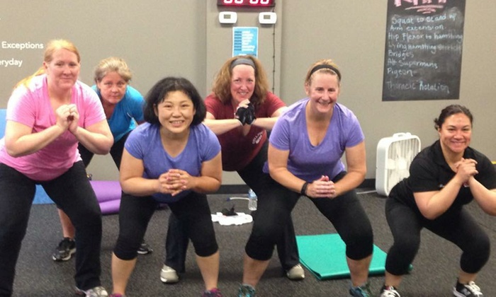 Action Fitness, Inc. - Fairfax: Four Weeks of Unlimited Boot-Camp Classes at Action Fitness (70% Off)
