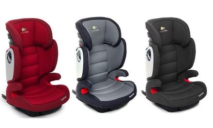 KinderKraft Expander Kindersitz mit ISOFIX System in Schwarz, Grau oder Rot (Duesseldorf)