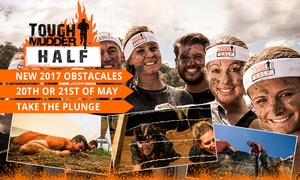 Tough Mudder: Tough Mudder Half Entry + T-Shirt for One ($87), Two ($164), Four ($318) or Eight People ($610) (up to $952 Value)