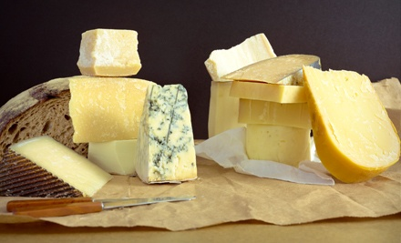 $10 for $20 Worth of Gourmet Cheeses, Dips, and Sandwiches at Daniel's Cheese and Deli