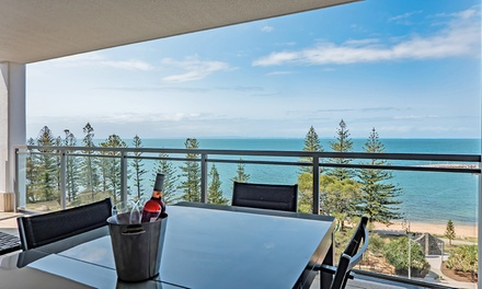 Redcliffe, QLD: 1 to 7Night Stay for Two, Four, Six or Eight People with Wine at Proximity Waterfront Apartments