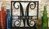 Up to 54% Off Rustic Metal Family-Name Signs