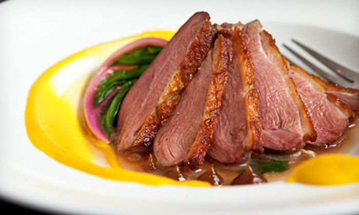 Lucien - Downtown Toronto: Gourmet Dinner at Lucien (Up to 51% Off). Two Options Available.