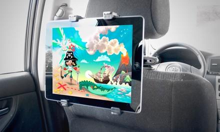 1 o 2 soportes para iPad y tablets de reposacabezas para coche