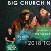 Big Church Night Out –Up to 20% Off Christian Concert