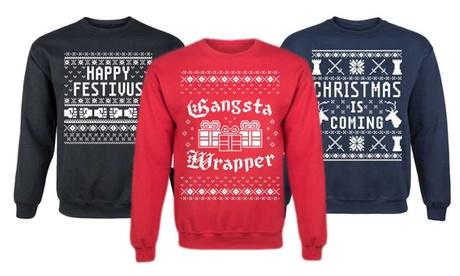 Pop Culture Ugly Christmas Sweatshirts
