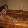 Kąpiel w piwie na Krupówkach