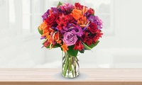 Up to AED 100 toward an online order for flowers from joi Gifts (Up to 52% Off)