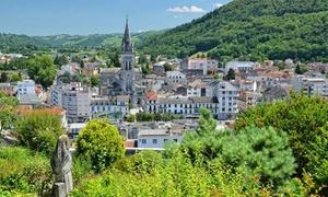Lourdes : 1 à 3 nuits avec pdj et dîner Lourdes