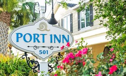Stay at Port Inn in Port St. Joe, FL; Dates into February Available