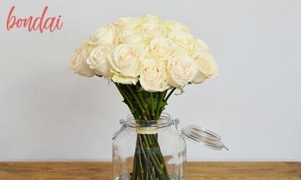 Regala y envía flores recién cortadas a domicilio a elegir entre 4 variedades desde 19,99 € con Bondai Flowers