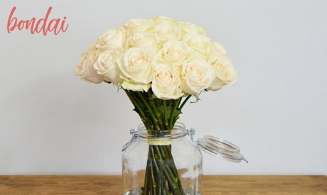 Regala y envía flores recién cortadas a domicilio a elegir entre 6 variedades desde 19,99 € con Bondai Flowers