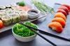 Menu de sushis au choix à emporter