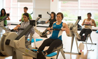5, 10, or 20 Indoor <strong>Rowing</strong> Classes at The <strong>Rowing</strong> Place at No Limits <strong>Rowing</strong> (Up to 73% Off)