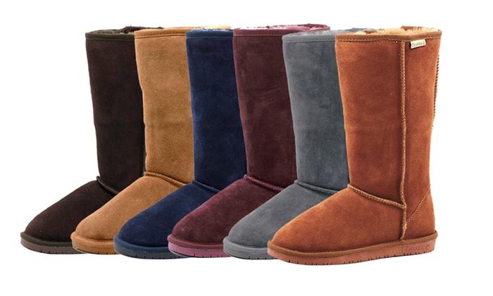 UGG Womens Florence Boot Chestnut Size 6: Amazon.co.uk