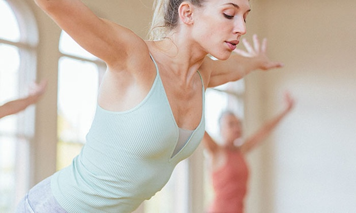 Barre3 Five Forks - Pleasantburg: $30 for a Three-Class Pack at Barre3 ($66 Value)