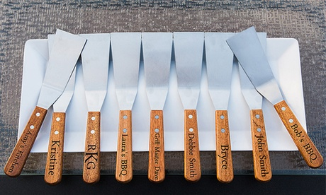 Personalized Easy Carry Cutting Boards from Qualtry (Up to 85% Off ). Six Options Available. photo