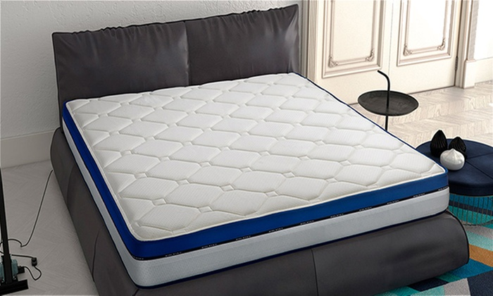 matelas m moire de forme air frais groupon. Black Bedroom Furniture Sets. Home Design Ideas