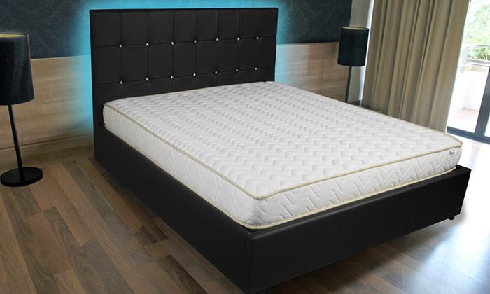 missing {{discount}} value] lit star avec tête de lit capitonnée à