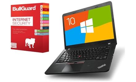 Refurbished Lenovo ThinkPad 11.6″ X131E 320GB Windows 10 with Optional BullGuard AntiVirus with Free Delivery