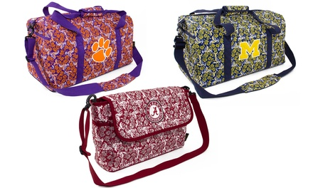 Officially Licensed NCAA Quilted Bags