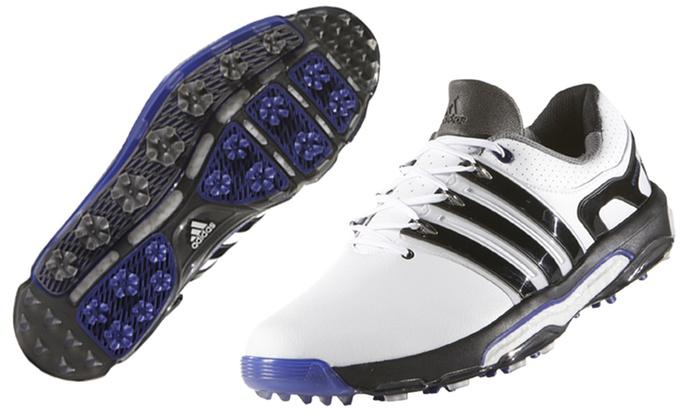 sports shoes f8db5 4cfcf adidas ASYM Energy Boost Men s Golf Shoes. adidas Men s Golf Shoes