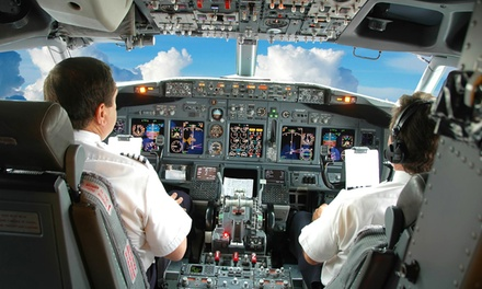 for a Flight Simulation Experience at Jet Flight Simulator Perth, Willetton Value