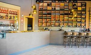 Bistrò Vicenza: Menu hamburger gourmet e birra per 2, 4 o 6 persone al Bistrò Vicenza (sconto fino a 69%)