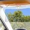 Blendschutz fürs Auto