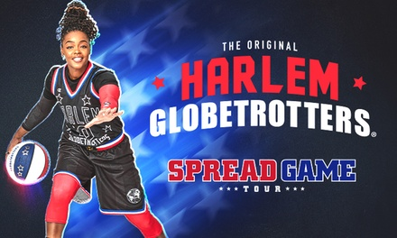 Harlem Globetrotters - Spread Game Tour on August 19–20, 2021