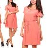 Women's Mid-Length Casual Dress (Size L)
